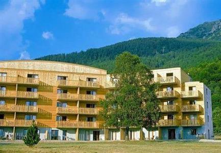 Location au ski La Source Blanche - Saint-Jean Montclar - Extérieur été