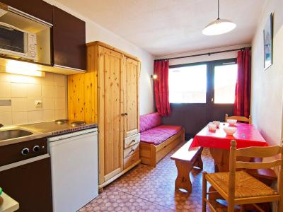 Holiday in mountain resort 1 room apartment 2 people (12) - La Vanoise - Val Thorens - Accommodation
