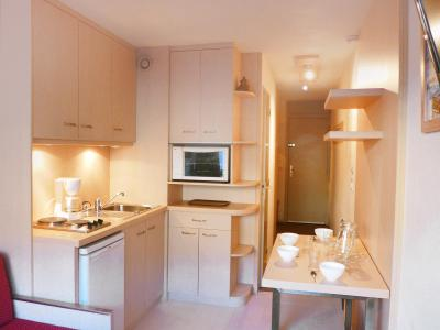 Holiday in mountain resort 1 room apartment 3 people (1) - La Vanoise - Val Thorens - Accommodation