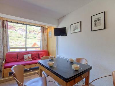 Holiday in mountain resort 2 room apartment 4 people (19) - La Vanoise - Val Thorens - Accommodation