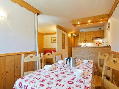 Holiday in mountain resort 2 room apartment 5 people (5) - La Vanoise - Val Thorens - Accommodation