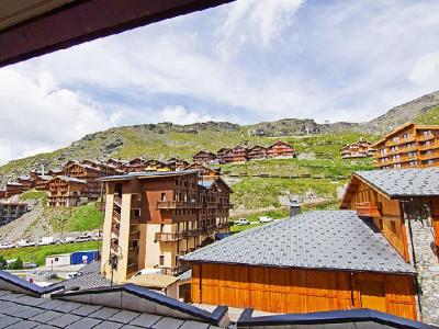 Rent in ski resort 1 room apartment 3 people (1) - La Vanoise - Val Thorens - Summer outside