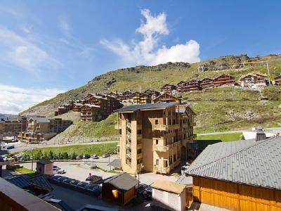 Rent in ski resort 2 room apartment 4 people (19) - La Vanoise - Val Thorens - Summer outside