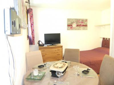 Holiday in mountain resort 1 room apartment 4 people (5) - Le Bochate - Les Bottières - Accommodation