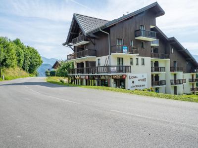Аренда на лыжном курорте Le Bochate - Les Bottières - летом под открытым небом