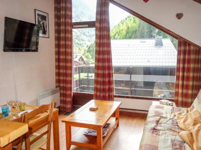 Rent in ski resort 2 room apartment 6 people (3) - Le Brûlaz - Les Contamines-Montjoie - Summer outside