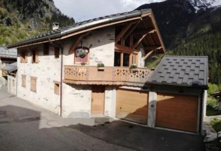 Location au ski Chalet 6 pièces 14 personnes - Le Chalet Blanche Neige - Champagny-en-Vanoise - Extérieur été