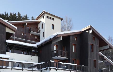 Location Montchavin La Plagne : Le Chalet de Montchavin hiver