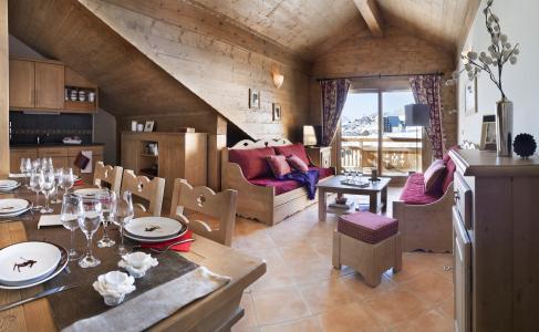 Vacances en montagne Le Chalet des Dolines - Montgenèvre - Séjour