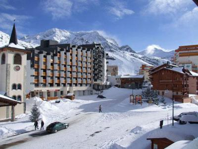 Vacances en montagne Le Chalet Diamant - Val Thorens