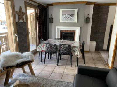 Vacances en montagne Appartement 3 pièces 6 personnes (22) - Le Chalet Diamant - Val Thorens - Séjour