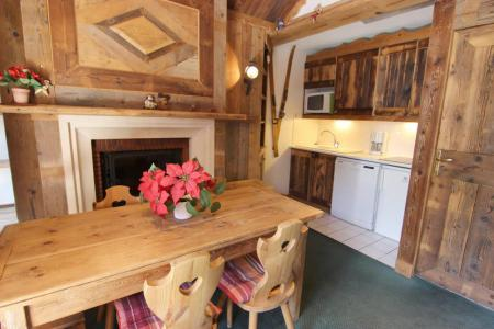 Vacances en montagne Appartement 3 pièces 6 personnes (32) - Le Chalet Diamant - Val Thorens - Séjour