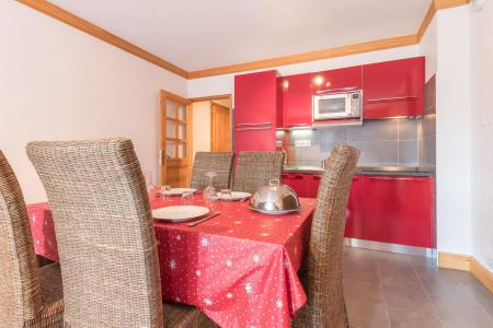 Holiday in mountain resort 4 room apartment 6 people (VINB01) - Le Chalet du Janus - Montgenèvre - Accommodation
