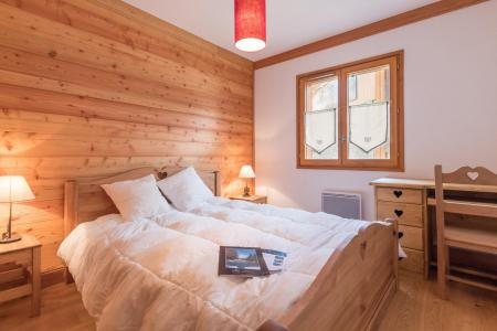 Holiday in mountain resort 4 room apartment 6 people (VINB01) - Le Chalet du Janus - Montgenèvre - Bedroom