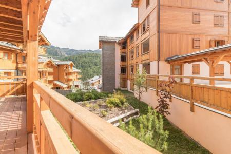 Holiday in mountain resort 4 room apartment 6 people (VINB01) - Le Chalet du Janus - Montgenèvre - Summer outside