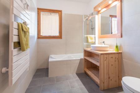 Holiday in mountain resort 4 room apartment 6 people (VINB01) - Le Chalet du Janus - Montgenèvre