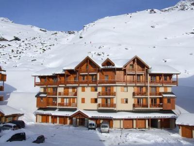 Vakantie in de bergen Le Chalet Peclet - Val Thorens