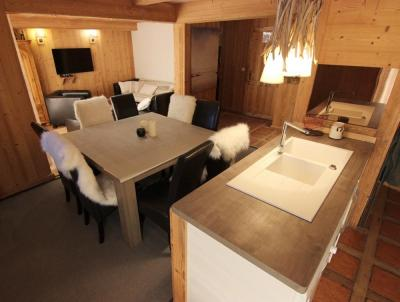 Summer accommodation Le Chalet Peclet