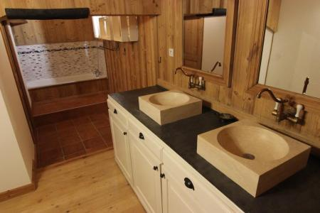 Vacances en montagne Appartement duplex 5 pièces cabine 8 personnes (12) - Le Chalet Peclet - Val Thorens - Logement