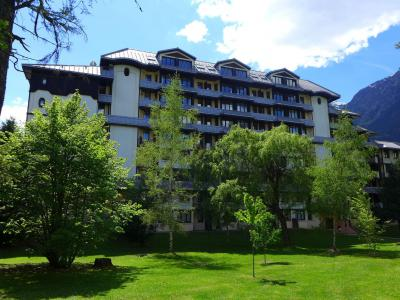 Summer accommodation Le Chamois Blanc