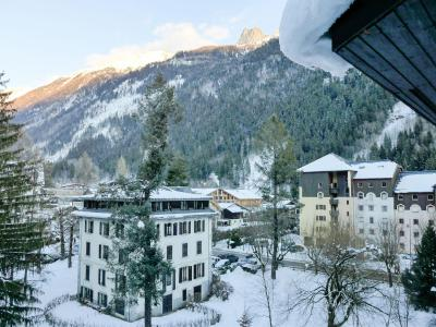 Holiday in mountain resort 2 room apartment 4 people (3) - Le Chamois Blanc - Chamonix