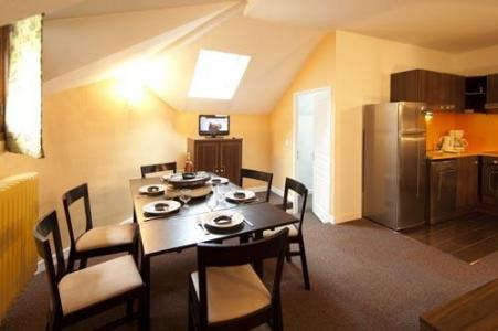 Vacances en montagne Appartement duplex 3 pièces 6 personnes (Residence) - Le Château des Magnans - Pra Loup - Coin repas