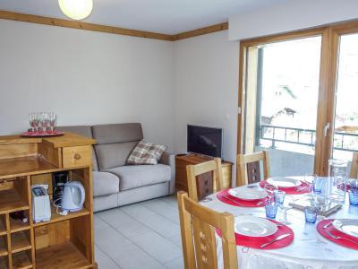 Urlaub in den Bergen 3-Zimmer-Appartment für 6 Personen (1) - Le Clos de la Fontaine - Saint Gervais