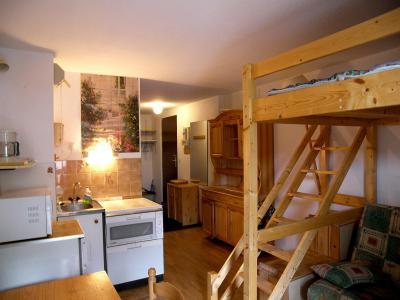 Skiverleih Studio Schlafnische 4 Personen (9) - Le Grand Ski - Tignes - Draußen im Sommer