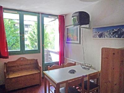 Holiday in mountain resort 1 room apartment 4 people (3) - Le Grépon - Chamonix - Accommodation