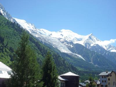 Holiday in mountain resort 1 room apartment 4 people (1) - Le Grépon - Chamonix