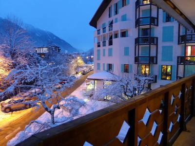 Holiday in mountain resort 2 room apartment 4 people (5) - Le Grépon - Chamonix