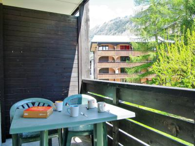 Holiday in mountain resort 1 room apartment 4 people (3) - Le Grépon - Chamonix
