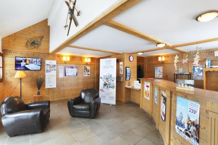 Vacances en montagne Le Hameau de Balestas - Peyragudes - Réception