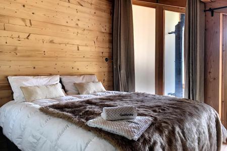 Holiday in mountain resort 4 room triplex chalet 6 people (Carcosa) - Le Hameau de Caseblanche - Saint Martin de Belleville - Double bed