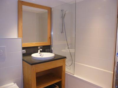 Holiday in mountain resort 5 room triplex chalet 8 people (Eceel) - Le Hameau de Caseblanche - Saint Martin de Belleville - Bath-tub