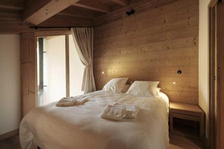 Holiday in mountain resort 5 room triplex chalet 8 people (Winterfold) - Le Hameau de Caseblanche - Saint Martin de Belleville - Bedroom
