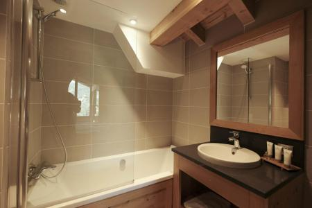 Holiday in mountain resort 5 room triplex chalet 8 people (Winterfold) - Le Hameau de Caseblanche - Saint Martin de Belleville