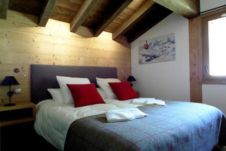 Holiday in mountain resort 8 room quadriplex chalet 16 people (Becca) - Le Hameau de Caseblanche - Saint Martin de Belleville