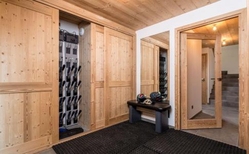 Holiday in mountain resort 8 room quadriplex chalet 14 people (Chanterella) - Le Hameau de Caseblanche - Saint Martin de Belleville