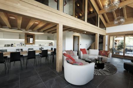 Holiday in mountain resort 7 room triplex chalet 14 people (Haleakala) - Le Hameau de Caseblanche - Saint Martin de Belleville