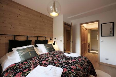 Holiday in mountain resort 6 room triplex chalet 12 people (Ibis Viperae) - Le Hameau de Caseblanche - Saint Martin de Belleville
