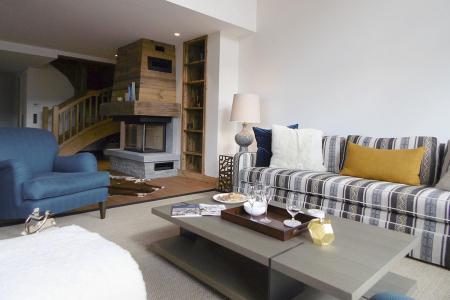 Holiday in mountain resort 6 room triplex chalet 10 people (Peak a Vue) - Le Hameau de Caseblanche - Saint Martin de Belleville
