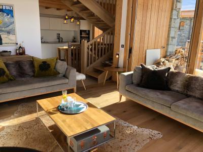 Holiday in mountain resort 5 room triplex chalet 8 people (Retrouvailles) - Le Hameau de Caseblanche - Saint Martin de Belleville