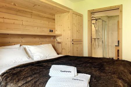 Holiday in mountain resort 4 room triplex chalet 6 people (Carcosa) - Le Hameau de Caseblanche - Saint Martin de Belleville
