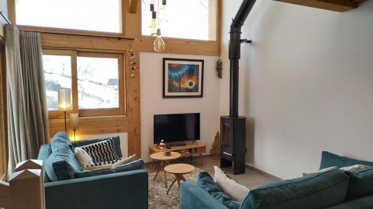 Holiday in mountain resort 4 room triplex chalet 6 people (Serendipity) - Le Hameau de Caseblanche - Saint Martin de Belleville