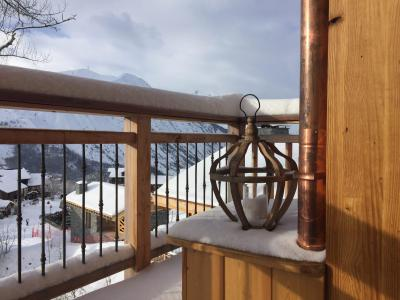 Holiday in mountain resort 4 room triplex chalet 6 people (Léa) - Le Hameau de Caseblanche - Saint Martin de Belleville
