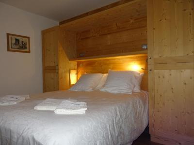 Holiday in mountain resort 7 room duplex chalet 12 people (Bouc Blanc) - Le Hameau de Caseblanche - Saint Martin de Belleville - Double bed