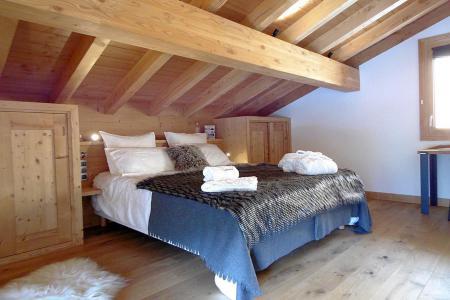 Holiday in mountain resort 7 room triplex chalet 14 people (Haleakala) - Le Hameau de Caseblanche - Saint Martin de Belleville - Double bed