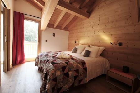 Holiday in mountain resort 8 room quadriplex chalet 14 people (Allium) - Le Hameau de Caseblanche - Saint Martin de Belleville - Double bed