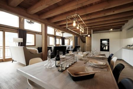 Holiday in mountain resort A293 - Le Hameau de Caseblanche - Saint Martin de Belleville - Table